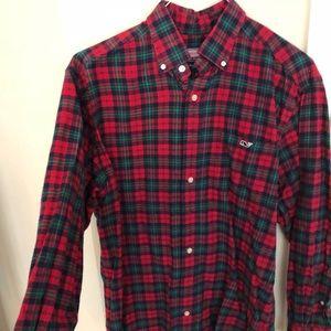 Vineyard Vines - Flannel Shirt